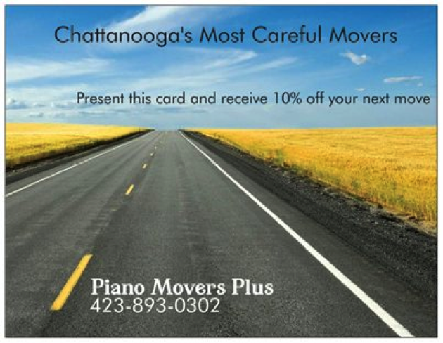 10% Off Your Next Move!